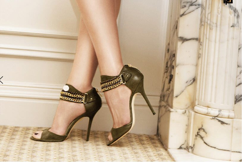 Jimmy Choo. Look Book Autumn Winter 2010
